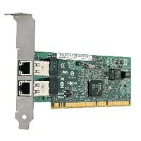 HP NC7170 PCI-X Dual Port 1000T Gigabit Server Adaptor