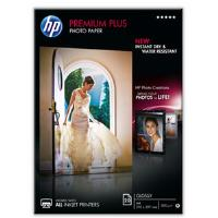 HP Premium Plus (A4) Glossy Photo Paper 20 Sheets (White)