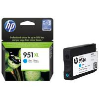 HP 951XL (Yield 1500 Pages) Cyan Ink Cartridge for HP Officejet Pro 8100 ePrinter Series/HP Officejet Pro 8600 e-All-in-One Series at Memory Express