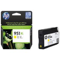 HP 951XL (Yield 1500 Pages) Yellow Ink Cartridge for HP Officejet Pro 8100 ePrinter Series/HP Officejet Pro 8600 e-All-in-One Series at Memory Express