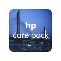 HP Flexible HP Care Pack Service Tape Installation for 3U Rack-Mounted Drives