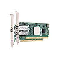 HP StorageWorks Single Fibre Channel 133MHz 2GB PCI-X 64 Bit Host Bus Adaptor for Windows 2000/2003