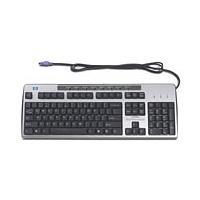 HP 2004 Standard USB BG1650 Longlife Keyboard (Light Gray)