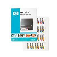 HP DLT Bar Code Labels (100 pack)