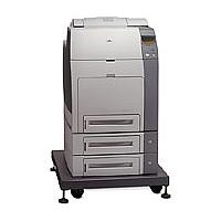 HP 4700DTN Colour LaserJet Printer (Base Model + Network Ready + Duplexer + 2 x Additional 500 Sheet Trays + Stand) Remarketd