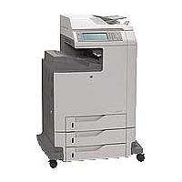 HP Colour LaserJet 4730X Multi-Function Printer (Base Model + HP LaserJet MFP Analog Fax)