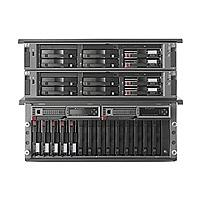 HP ProLiant DL380 (G4) Packaged Cluster (Xeon 3.4GHz) with HP StorageWorks Modular Smart Array 500 (G2) Base Model