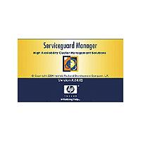 HP Serviceguard for Linux, A.11.16 (Single License Version- Red Hat EL 3 and 4, SUSE SLES9)