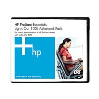 HP Lights Out 100i Advanced Pack 1-server License