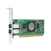 HP StorageWorks Dual Channel 4GB PCI-E-to-Fibre Channel Host Bus Adaptor for Windows and Linux