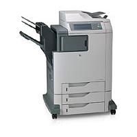 HP Colour LaserJet CM4730fm Multi Function Printer (Base Model + HP LaserJet MFP Analog Fax + 700 Sheet 3-Bin Mailbox) REMARKETED