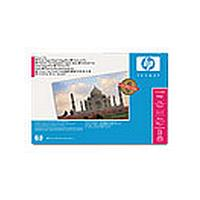 HP Premium Plus Photo and Proofing Gloss Paper 286gsm (A2) 1 x Pack of 25 Sheets for HP Designjet 130/120/30/20 Series Printers