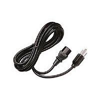 HP NEMA 5-15P to IEC320-C13 Power Cord